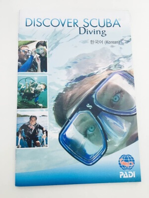 discover scuba diving manual